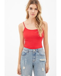 Forever 21 Classic Cotton Blend Cami