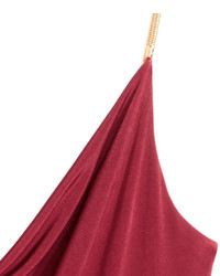 ad2d1b5cc54bfd ... H M Draped Camisole Top Red Ladies ...