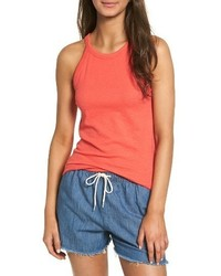 Madewell High Neck Tank