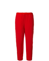 Marni Cropped Crepe Trousers