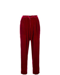 Forte Forte Loose Fitted Trousers
