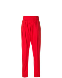 Philosophy di Lorenzo Serafini Ruched Tapered Trousers