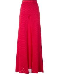 Missoni Textured Knit Skirt