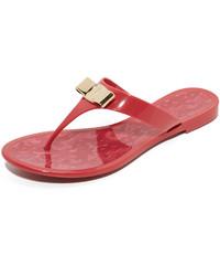 Salvatore Ferragamo Farella Jelly Thong Sandals
