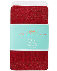 Copper Key 2 Pack Heavyweight Tights