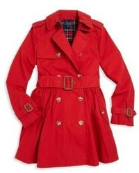 Ralph Lauren Toddlers Little Girls Girls Trench Coat