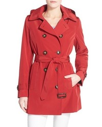 Double breasted trench coat medium 1195855