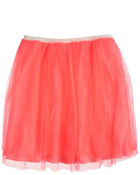 J.Crew Girls Tulle Skirt
