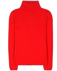 Red turtleneck original 2562999
