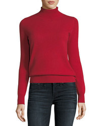 Cashmere collection classic cashmere turtleneck medium 4156516