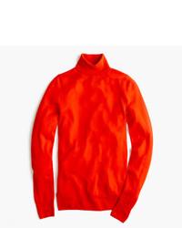 Italian featherweight cashmere turtleneck medium 804641