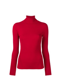 Dvf Diane Von Furstenberg Jelena High Neck Sweater