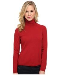 Pendleton Petite Classic Turtleneck Sweater