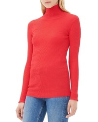 Sandro Sirine Turtleneck Sweater