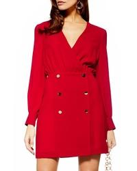 6189ec0be0 Women s Red Tuxedo Dress