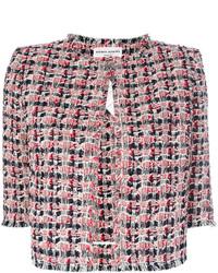 Tweed cropped jacket medium 4980260