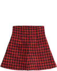 Tweed mini skirt medium 376475