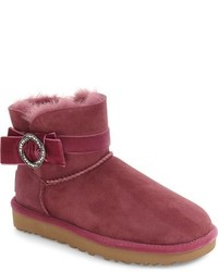 Ugg karlie brooch bootie medium 827186