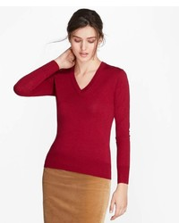 Women s V-neck Sweaters from Brooks Brothers  423fa6dd5f98