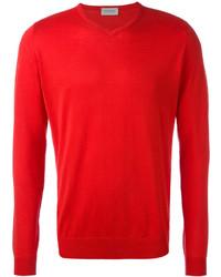 V neck jumper medium 4109522