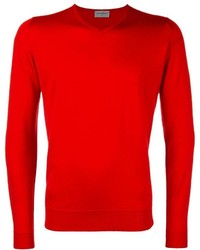V neck jumper medium 954746
