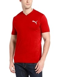 Puma Iconic V Neck T Shirt
