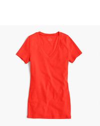 Perfect fit v neck t shirt medium 522083
