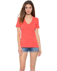 Rag and Bone Rag Bonejean Classic V Neck Tee