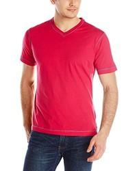 Robert Graham Battleship Short Sleeve Knit T Shirt