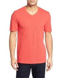 Nordstrom Shop Slub V Neck T Shirt