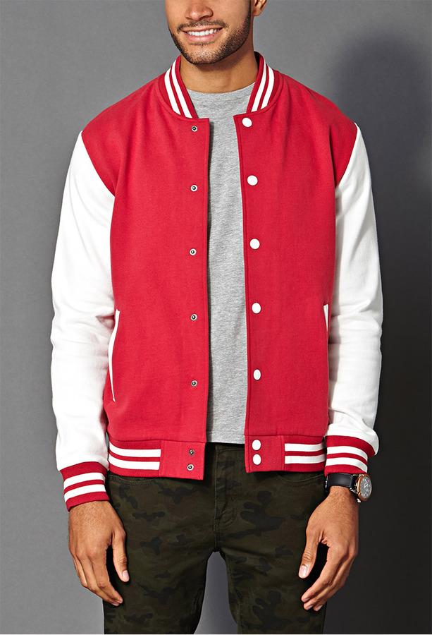 21 Classic Varsity Jacket