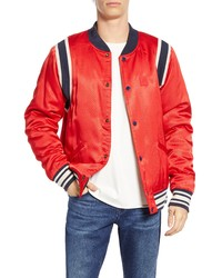 Scotch & Soda Brutus Bomber Jacket