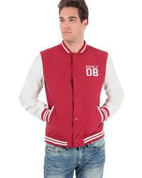 Buffalo David Bitton Judel Varsity Jacket