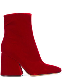 Flared ankle boots medium 6727778