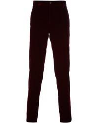 Giorgio Armani Two Button Velvet Suit