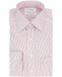 Daniel Cremieux Cremieux Non Iron Classic Fit Spread Collar Striped Dress Shirt