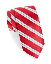 Southern Tide Starboard Stripe Silk Tie
