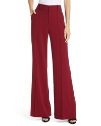 Alice + Olivia Paula High Waist Wide Leg Pants