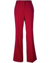 Roberto Cavalli Pleated Flared Trousers