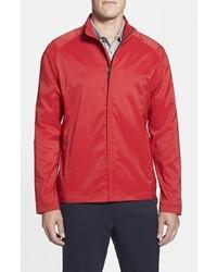 Blakely weathertec wind water resistant full zip jacket medium 400917