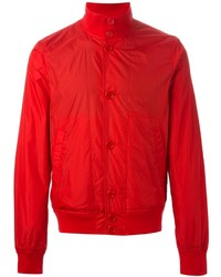 Buttoned windbreaker medium 187023