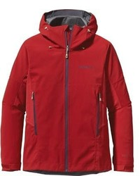 Patagonia Diions Jacket Cochineal Red Windbreakers