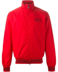 Ea7 zipped logo windbreaker medium 187022
