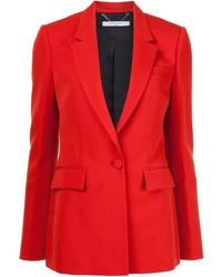 Givenchy Buttoned Blazer