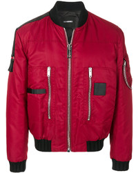 Puffy pilot bomber jacket medium 5274874