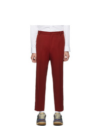 Gucci Red Band Trousers