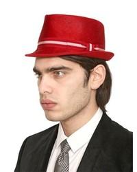 Anthony Peto Handmade Rabbit Hair Felt Hat