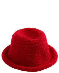 ChicNova Knitting Wool Turned Rim Bucket Hat