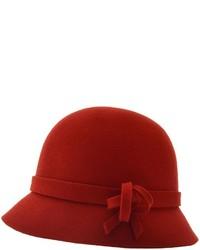 Compaia De Sombreros Wool Felt Cloche