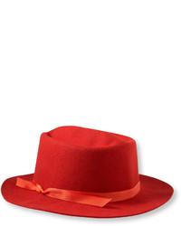 L.L. Bean Wool Crusher Hat